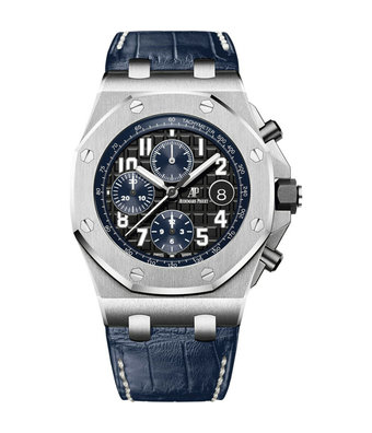 Audemars Piguet Horloge Royal Oak 42mm Offshore Chronograph 26470ST.OO.A028CR.01.A