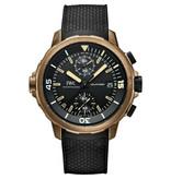 IWC Horloge Aquatimer 44mm Chronograph Expedition Charles Darwin IW379503