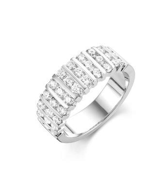 Schaap en Citroen Ring Diamonds 3 rij balkjes
