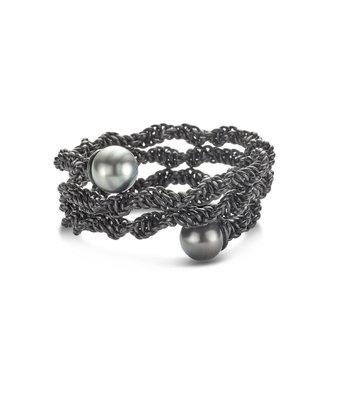 Schaap en Citroen Parel armband Pearls
