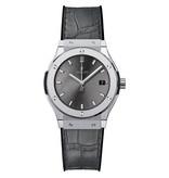 Hublot Horloge Classic Fusion 33mm Titanium 581.NX.7071.LR