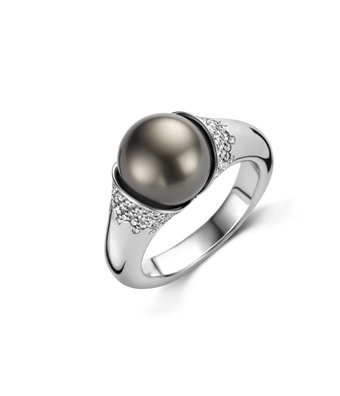 Schaap en Citroen Parel ring Pearls
