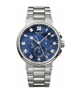 Breguet Horloge Marine 5527TI/Y1/TW0