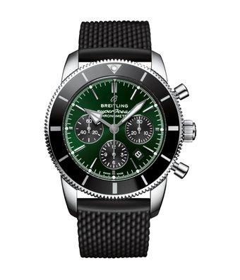 Breitling Horloge Superocean Heritage II 44mm Chronograph AB01621A1L1S1