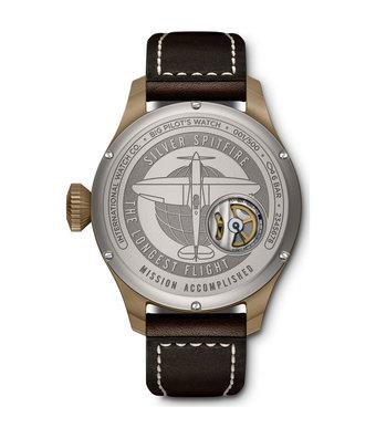 IWC Horloge Big Pilot 46mm Spitfire IW510506