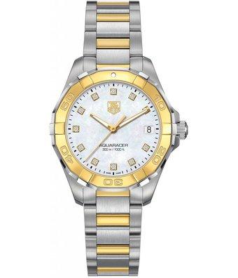 TAG Heuer Horloge Aquaracer Lady 300M 27mm WAY1351.BD0917
