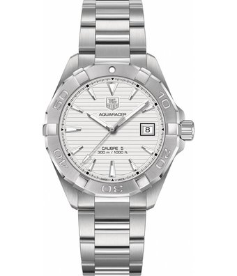 TAG Heuer Horloge Aquaracer 300M 40,5mm Calibre 5 WAY2111.BA0910