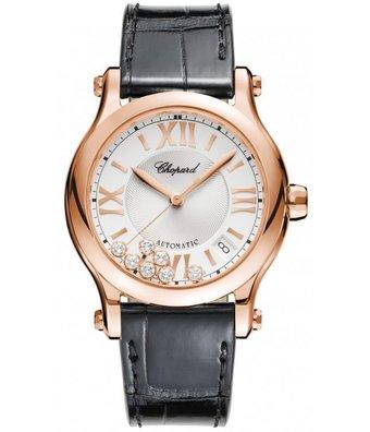 Chopard Horloge Happy Sport Medium Round III 274808-5001