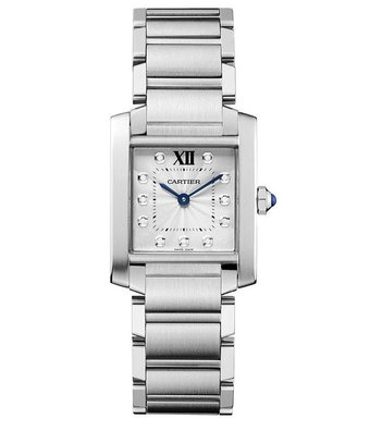 Cartier Tank Francaise MM  (WE110007)