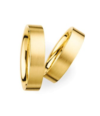 Christian Bauer Wedding Rings 18 Carat Yellow Gold [31150 / 31150]