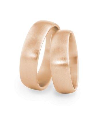 Christian Bauer Wedding Rings 18 Carat Rose Gold [30060 / 30060]