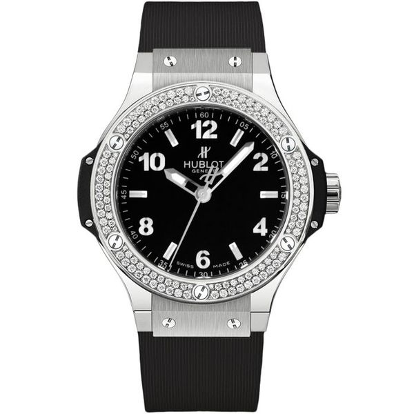 Big Bang Steel Diamonds 38mm