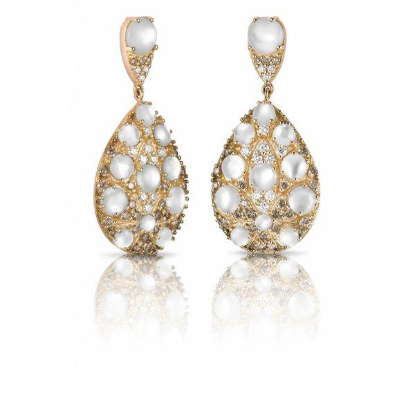 Mandala Earring Drops