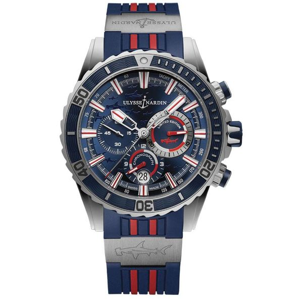 Diver Chronograph Automatic Limited Edition