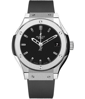 Hublot Horloge Classic Fusion 33mm Titanium 581.NX.1171.RX