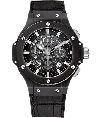 Hublot Horloge Big Bang 44mm Aero Bang Black Magic 311.CI.1170.GR
