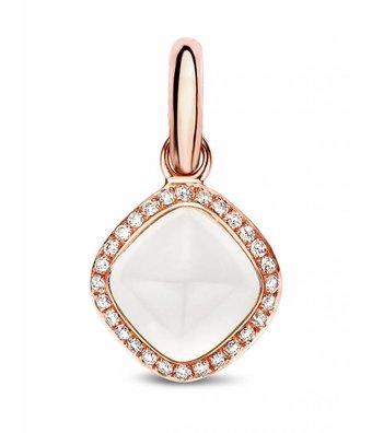 Tirisi Jewelry Fantasie Hanger Copacabana diamant ruit TP6048WQP