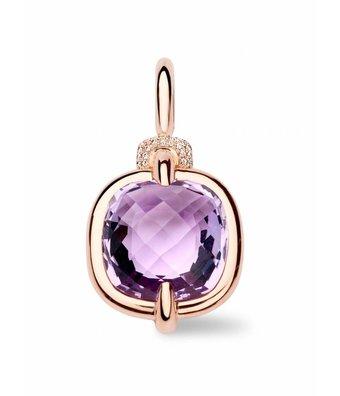 Tirisi Jewelry Pendant Moscow Amethyst