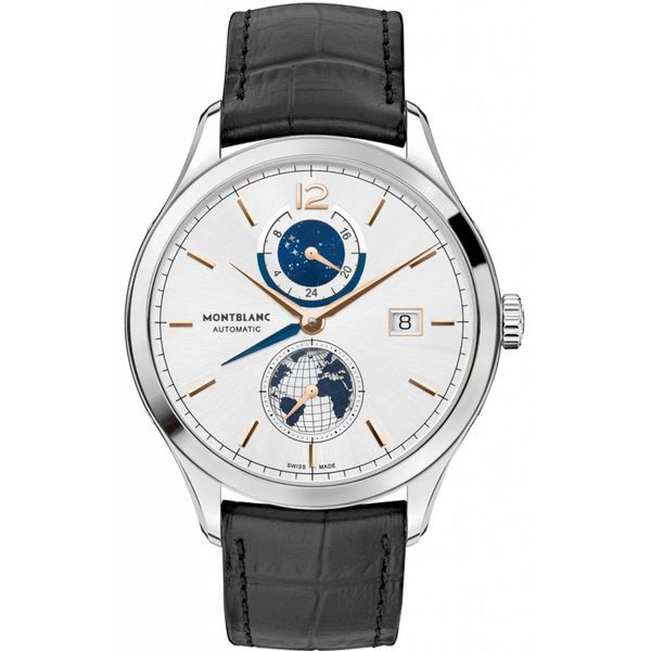 Heritage Chronométrie Dual Time Vasco da Gama Special Edition