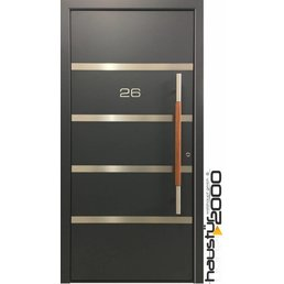 Aluminum door HT 5420.2 FA