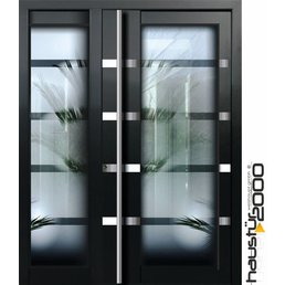 Aluminum door HT 6517 HL SF