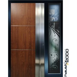 Aluminum Home door HT 5424.2 FA SF