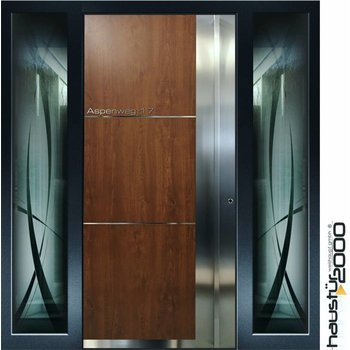 Aluminum Home door HT 5424.3 FA 2SF