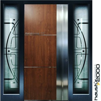 Aluminum Home door HT 5424.4 FA 2SF