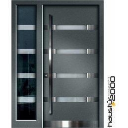 Aluminium Haustür HT 5321.4 FA SF