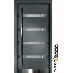 Aluminium Haustür HT 5321.4 FA