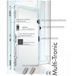 Multi Tronic 7 - fach Motorschloss