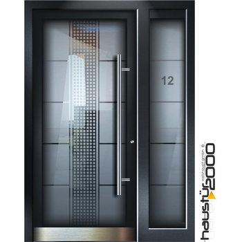 Haustür2000 Aluminium Haustür HT 5471.9 GLA SF