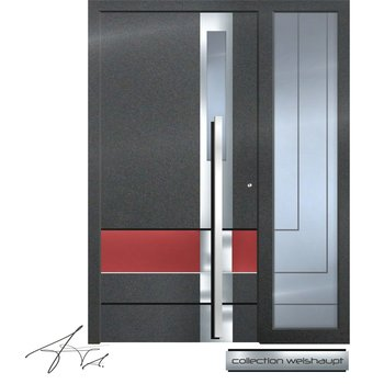 Aluminium Haustür CW-453 SF