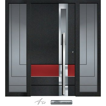 Haustür2000 Aluminium Haustür CW-453 SFF