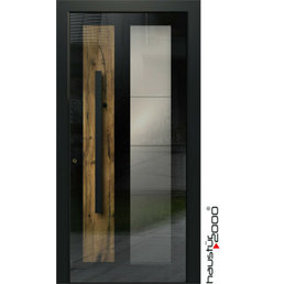 Aluminum door HT 5512.2 HL wing Covering the