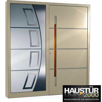 Aluminium Haustür HT 6004 SF BFD