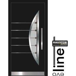 Aluminium Haustür HT 5219.1 BFD