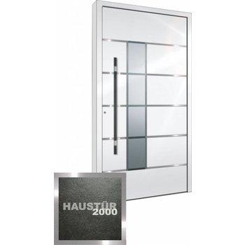 Aluminium Haustür HT 5338 BFD