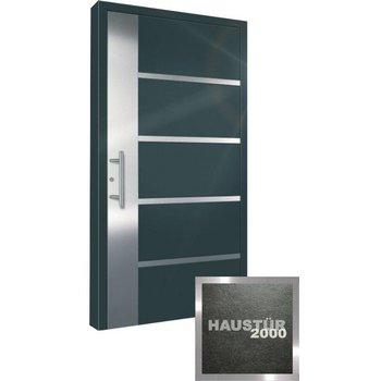 Aluminium Haustür HT 5606 BFD
