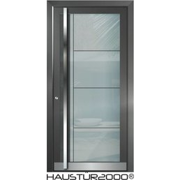 Aluminium Haustür HT 5410 GLA