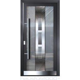 Aluminium Haustür HT 5510 GLA