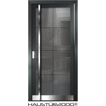 Aluminium Haustür HT 5480 GLA