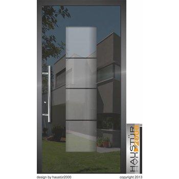 Aluminium Haustür HT 5426 GLA FD