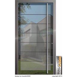Aluminium Haustür HT 5471 GLA FD