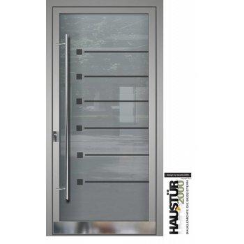 Aluminium Haustür HT 5484 GLA