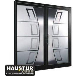 Aluminium door HT 5457 GLA SF