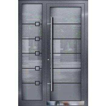Aluminium door HT 5483.2 GLA SF