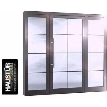 Aluminium Haustür HT GLA 5480 GLA 2SF