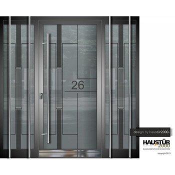 Aluminium door HT 5479 GLA 2SF