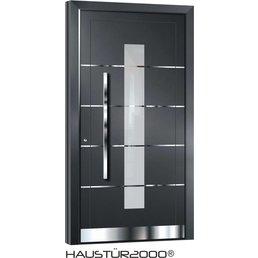 Haustür2000 Aluminium door action door